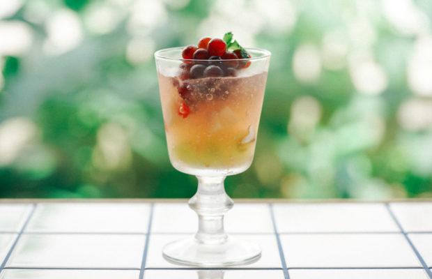 旬のフルーツを贅沢に使ったパフェが人気。「みやがわエンゼルパーラー」がOPEN!